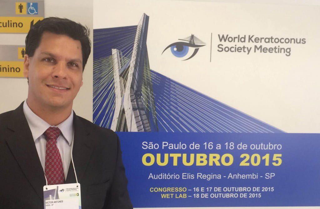 World Keratoconus Society Meeting (Encontro Mundial da Sociedade Brasileira de Ceratone)